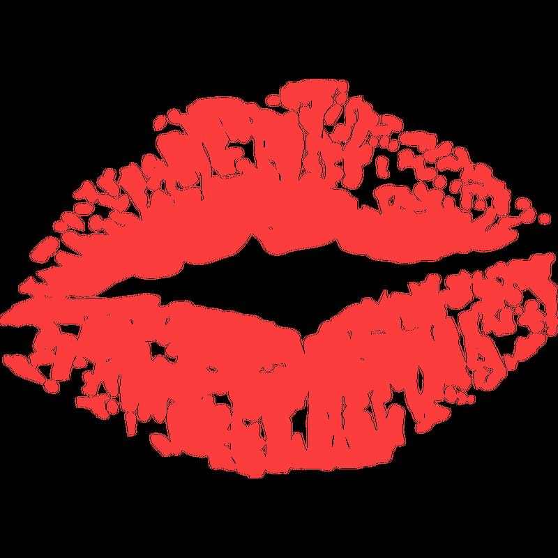 Lippen - Kuss