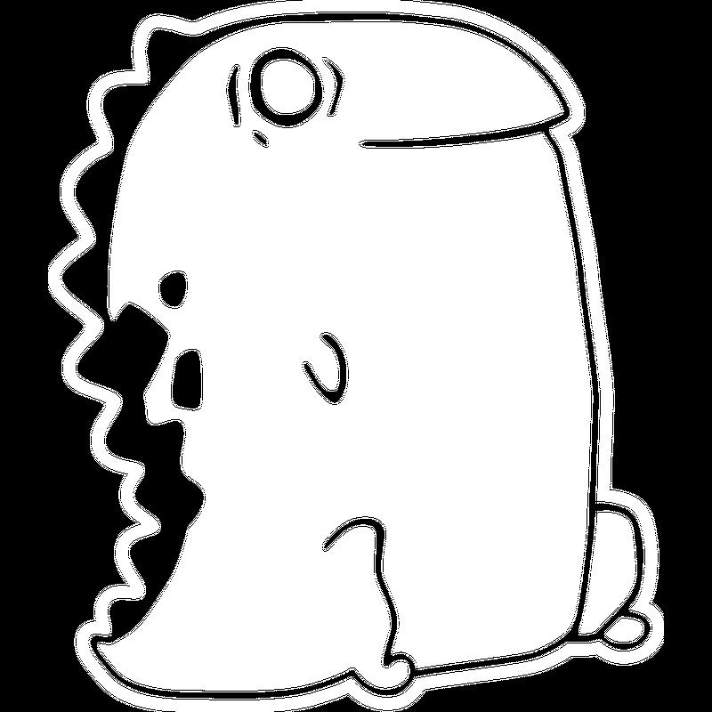 Dino Kawaii