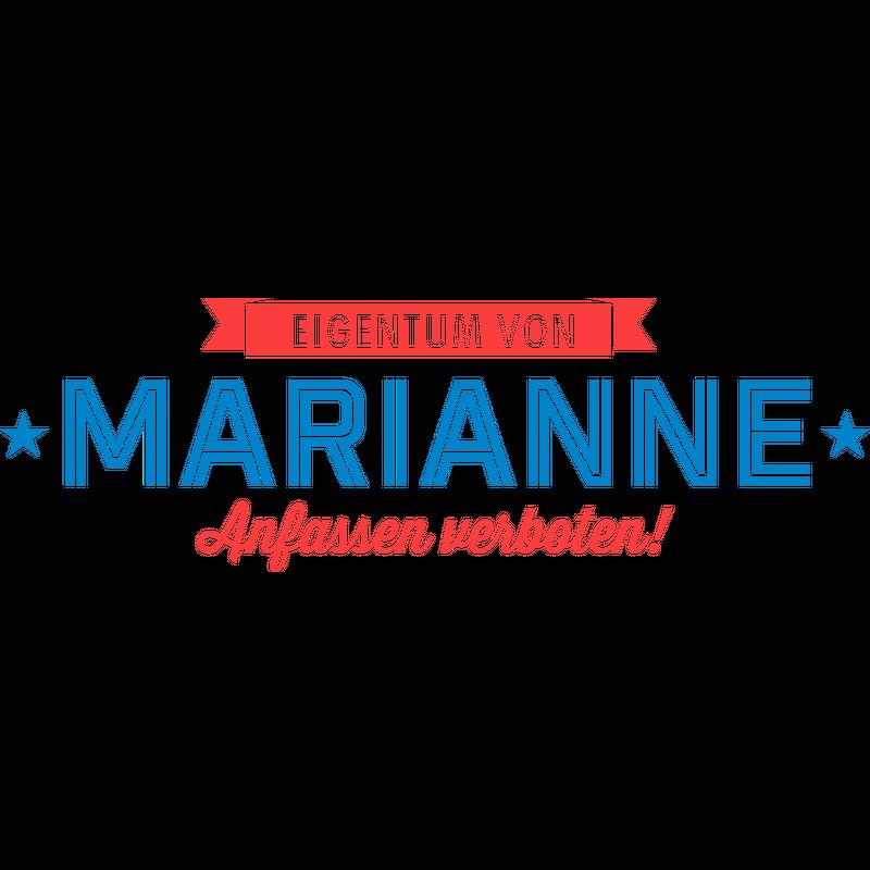 Eigentum von Marianne