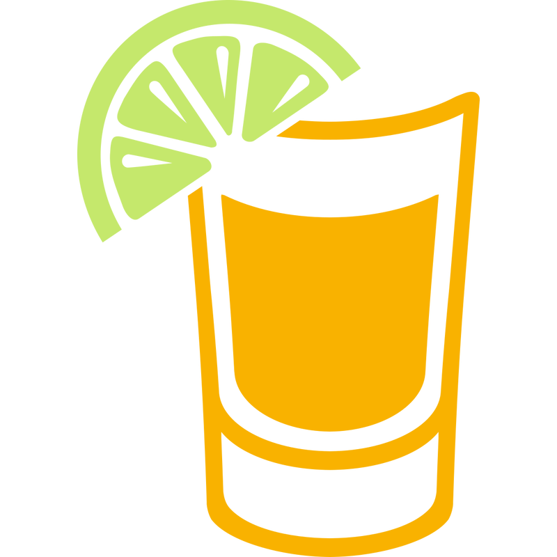 Tequila Glas