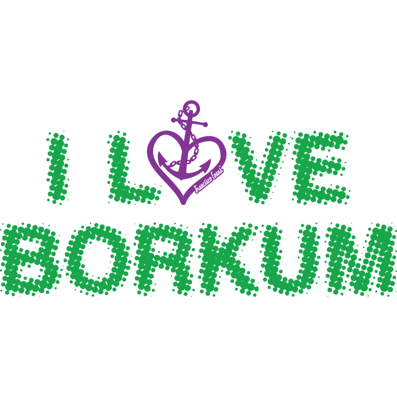 I Love Borkum SGVR, Francisco Evans ™