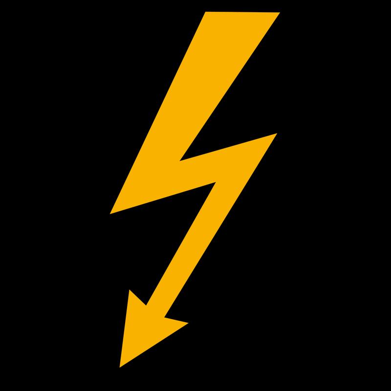 Blitz Strom Elektriker Gewitter