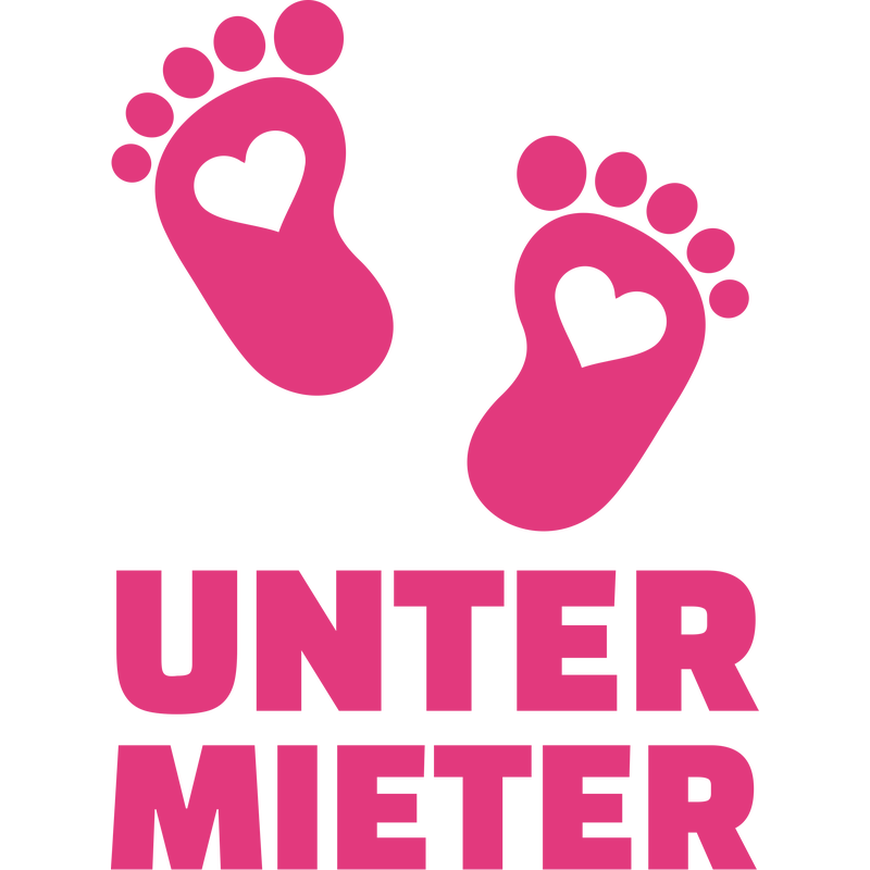 Schwangerschaft Untermieter