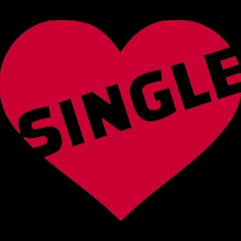 Single Liebe Herz