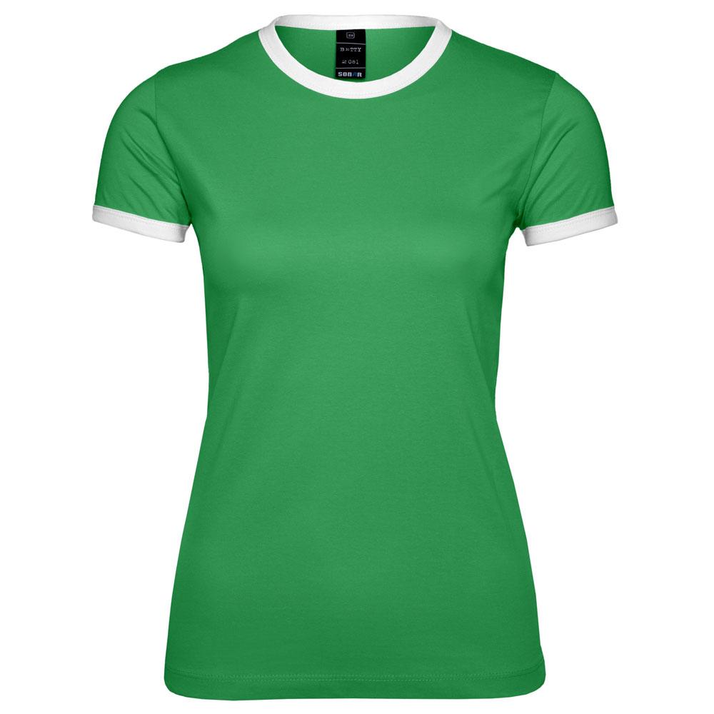Frauen Ringer T-Shirt Zocca