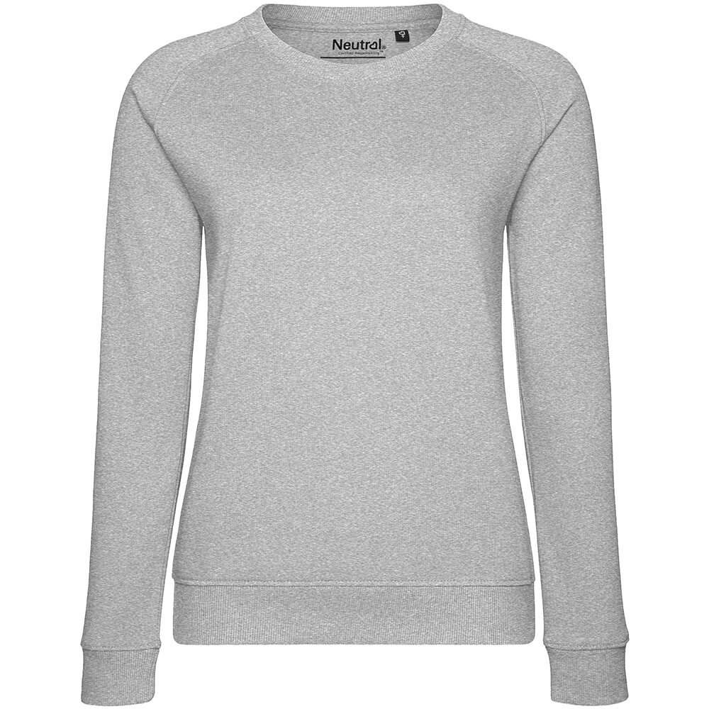 Frauen Bio Sweatshirt Fairtrade