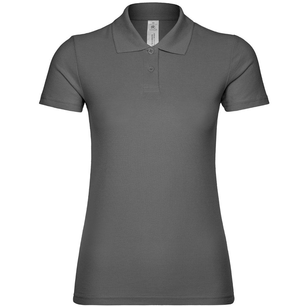 Frauen Piqué Poloshirt ID.001