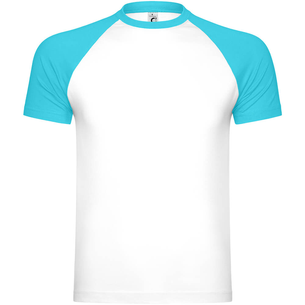 Männer Raglan T-Shirt Funky