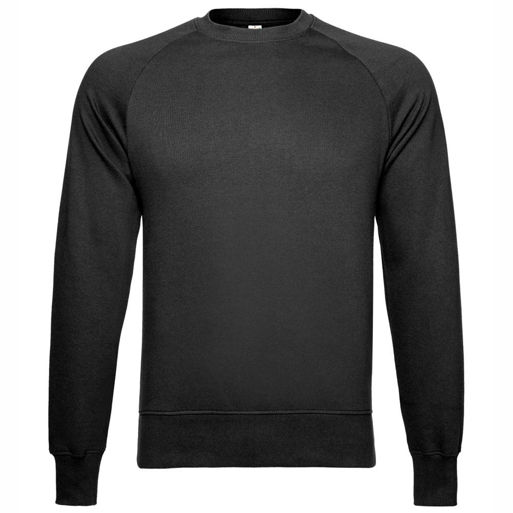 Männer Bio Raglan-Sweatshirt - klimaneutral