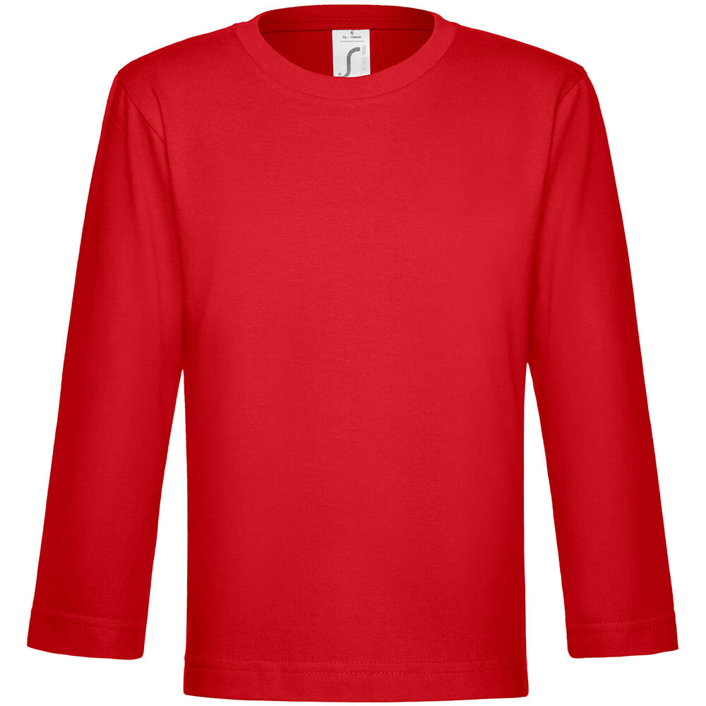 Kinder Imperial Langarm T-Shirt