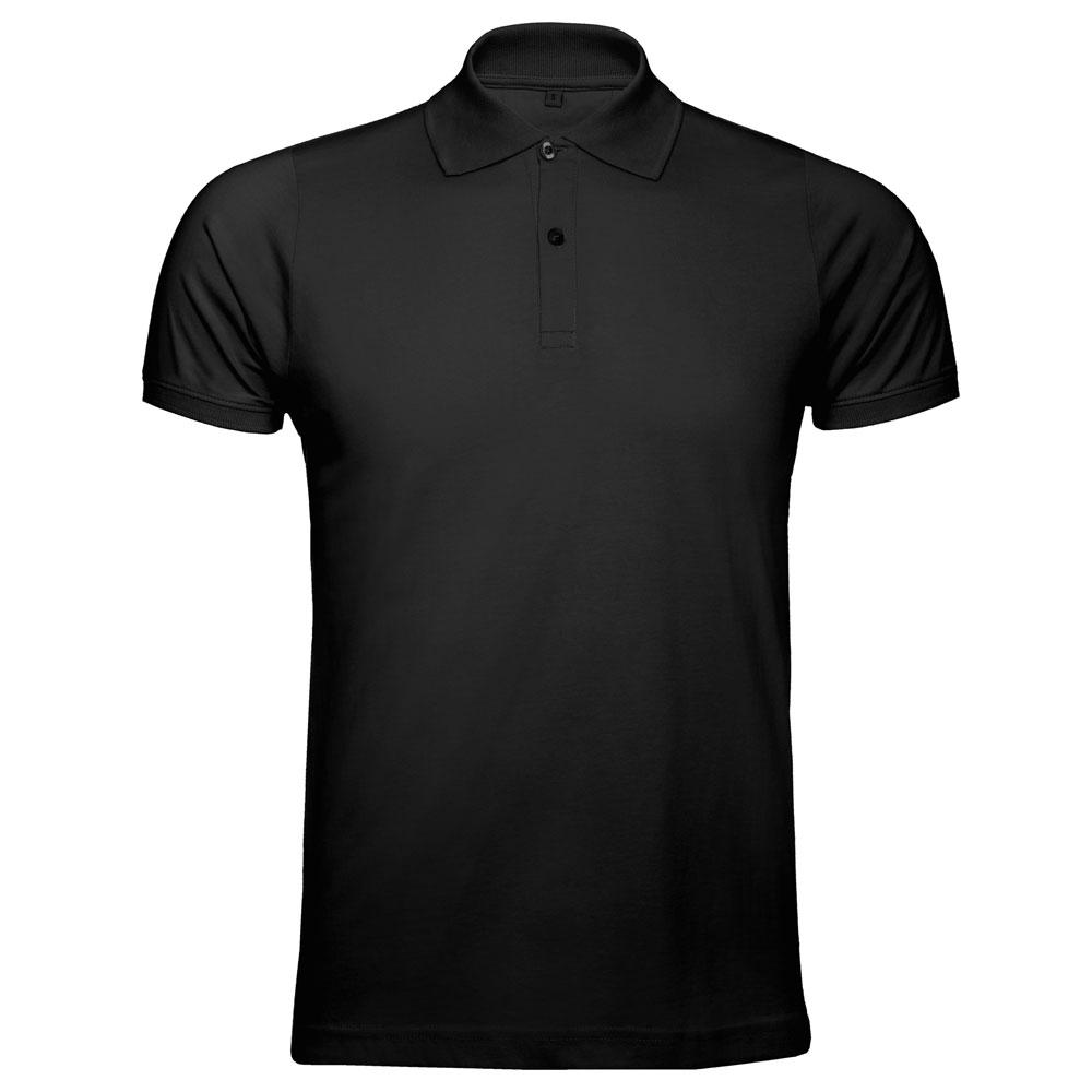 Männer Jersey Poloshirt