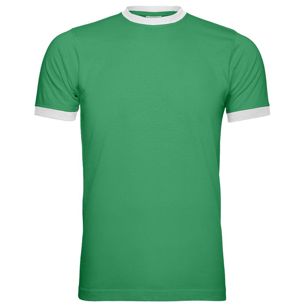 Männer Ringer T-Shirt Zocca