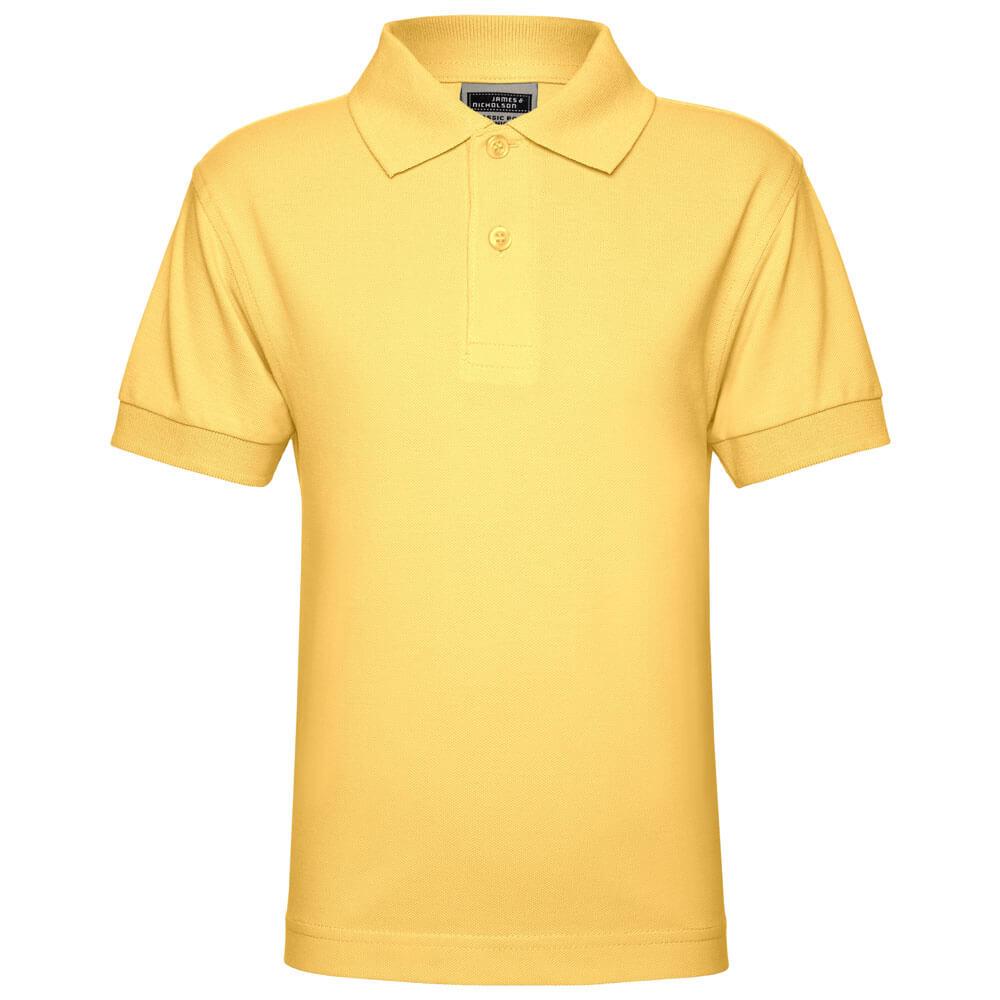 Kinder Piqué Poloshirt