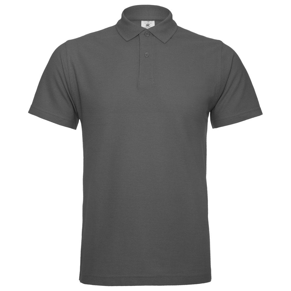 Unisex Piqué Poloshirt ID.001 in Übergröße